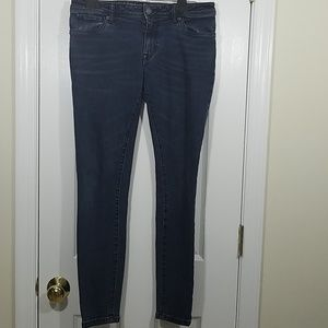 Burberry Brit Skinny Low Rise Womens Jean's